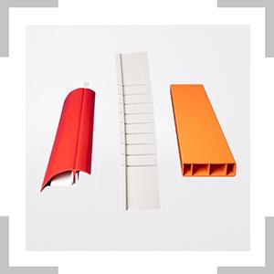 Découvrez la gamme complète de profilé plastique de PSI Extrusion