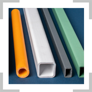 Découvrez la gamme complète de tube plastique de PSI Extrusion